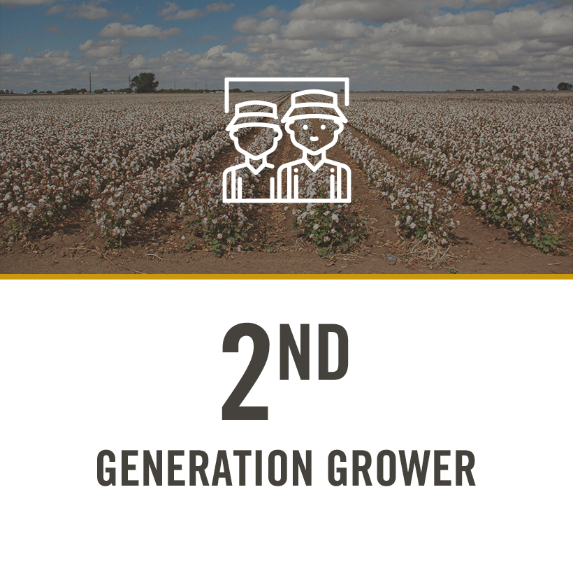 second generation grower